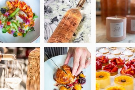 Say hello to London's first rosé bar. Prepare to be whisked away to a French bistro