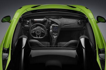 New ferocious 765 LT Spider is McLaren's most powerful-ever convertible supercar