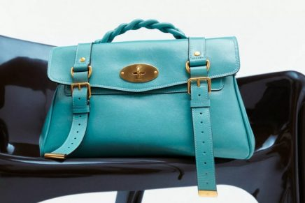 Mulberry x Alexa Chung Big and Little Guys share a go-everywhere, wear as-you-wish spirit