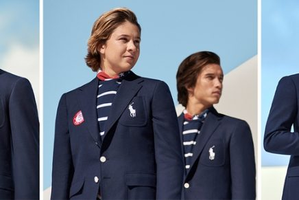 RLCooling for Team USA: Ralph Lauren Debuts Wearable That Regulates Body Temperature