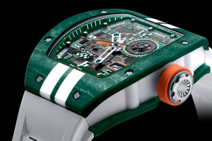 Limited-Edition Racing Watch Celebrates the Return of Le Mans
