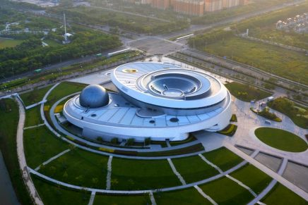 First look at the largest museum worldwide solely dedicated to astronomy