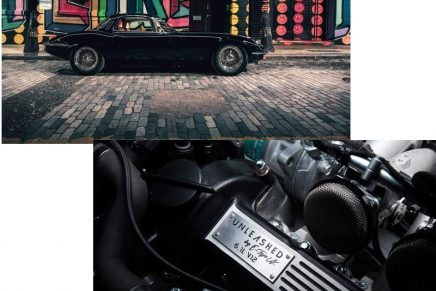 Unleashed – a new brand dedicated to reimagining the E-type