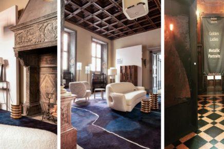 Milano Design Week 2021: Palazzo delle Meraviglie returns in the most prestigious rooms