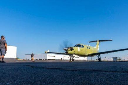 Beechcraft Denali features technologically advanced engine that burns less fuel