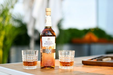 Toast, has arrived, along with a new look and name for Basil Hayden