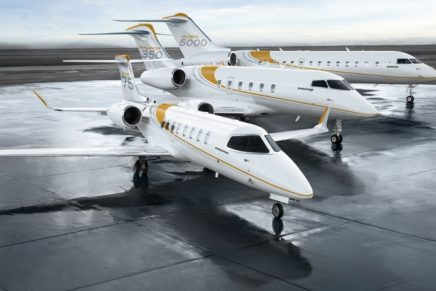 Bombardier sees an opportunity in the Certified Pre-Owned Business Jet market