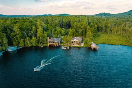 Luxe Retreat that's Hosted Multiple U.S. Presidents Scheduled for Sale