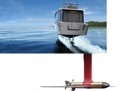 What would be the best boat propulsion for a totally silent boat ride: Here are some ideas