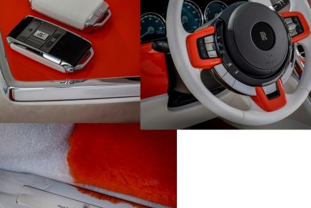 Cullinan in Fux Orange: The tenth time Rolls-Royce has reserved a color for a prolific patron of Bespoke