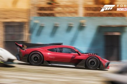 Virtual Mercedes-AMG Project One and Bronco Badlands revealed as Forza Horizon 5 Stars