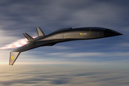 At Mach 5, travel with Hermeus Quarterhorse is not just supersonic, it's hypersonic