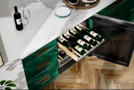 This Award-Winning Wine Refrigerator Mimics The Ideal Environment of Historic Old-World Wine Caves