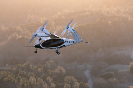 What it's like to fly a revolutionary eVTOL first-hand