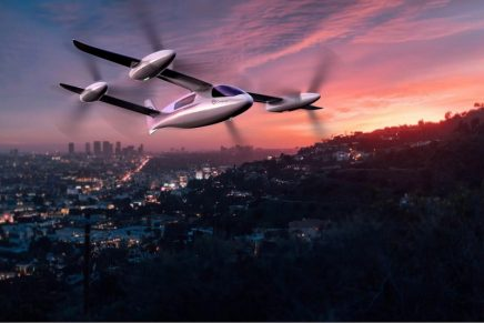 Butterfly eVTOL is designed to be the most robust and efficient aircraft in its class, but is just a concept