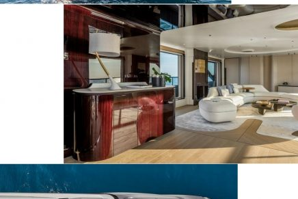 The best motor boats and yachts launched during the year rewarded at the World Yachts Trophies 2021