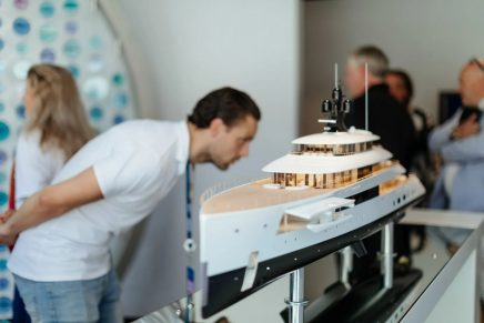 Feadship future concept is synthesising how we actually enjoy our time on superyachts