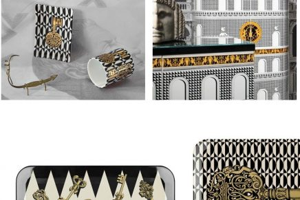 Slow working: Fornasetti is illuminating the rooms of any home with eternal beauty
