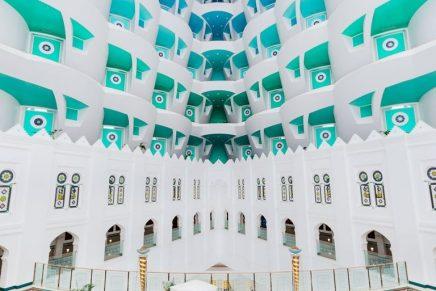 Burj Al Arab's brand-new tour reveals the most inaccessible spaces inside Dubai's world-famous hotel