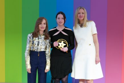 Six artistic directors from the LVMH Maisons awarded the 2021 LVMH Prize for young fashion designers