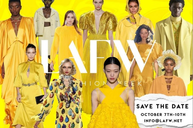 LA Fashion Week 2021 is showcasing over 20 award-winning designers & artists from around the world