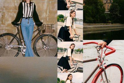 Louis Vuitton Bike invites each curious cyclist, beginner or experienced, to explore horizons
