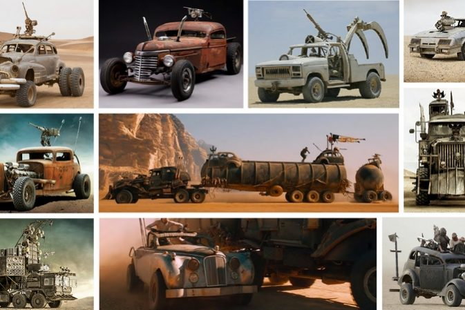 Rare & Collectable Classic Cars: This auction house is sending the most memorable Mad Max rides under the gavel