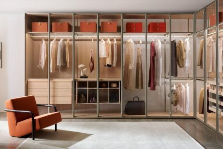 The home living has become more fluid: 10 new storage systems discovered at 2021 Salone del Mobile