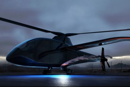The World's First Manned Hydrogen-Powered Helicopter will fly from 2025
