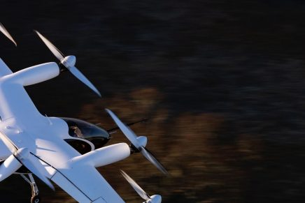 eVTOL manufacturer and NASA study the acoustic signature of the Electric Air Taxis