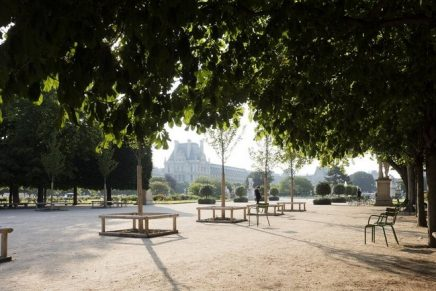 """Luxury Wines & Spirits houses to """"re-green"""" and restore the Tuileries Garden in Paris"""
