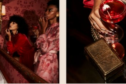 Pomegranate – the perfect complement to the love era declared by Sean Love Combs aka Diddy