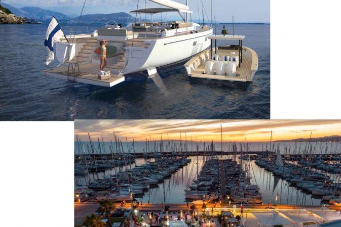 New yachting premieres from Nautor's Swan, Tecnorib, Lomac, Otam, Gozzi Mimì