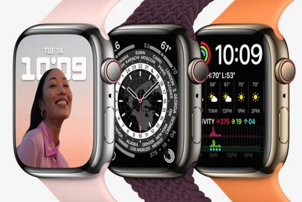 Apple Watch Hermès introduces exclusive novelties for Apple Watch Series 7