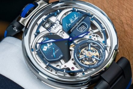 Automobili Pininfarina unveils first high-end timepiece for the new Battista