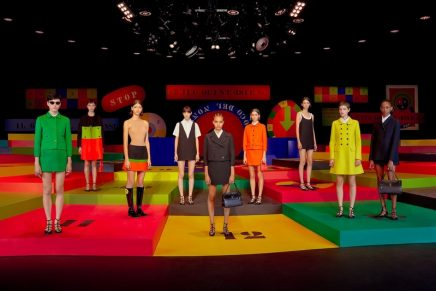 Spring/Summer 2022 Fashion Week : Disco-age glamour with a spotlight on the powerful femininity