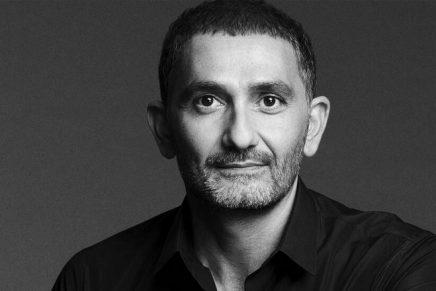 Francis Kurkdjian will lead the creation of the Parfums Christian Dior's fragrances