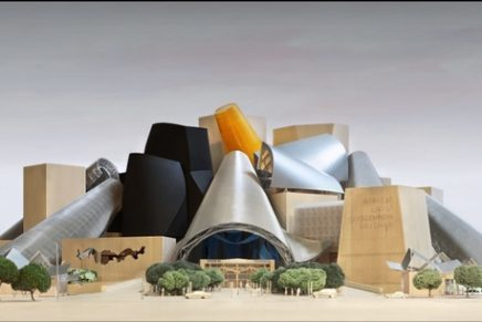 The USD 1 billion Frank Gehry-designed Guggenheim Abu Dhabi is on track for completion after years of delay