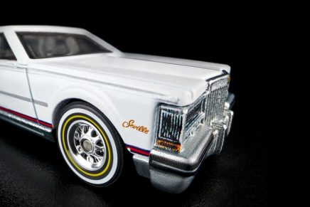 Gucci 1982 Cadillac Seville – An unexpected collaboration between Gucci and Hot Wheels