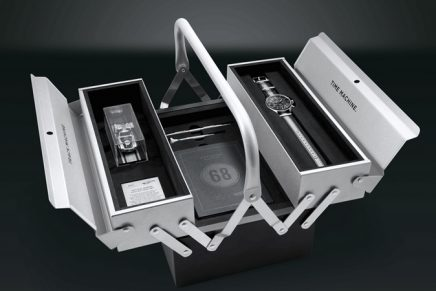 Luxury Watchmaker And High-End Toy Car Builder Join Forces