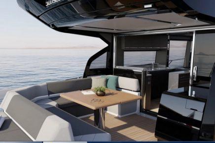 Predator 65 luxury motor yacht  – Sunseeker's First World Premiere of 2022