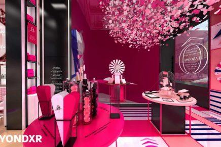 Lancôme unveils new luxurious virtual experiences
