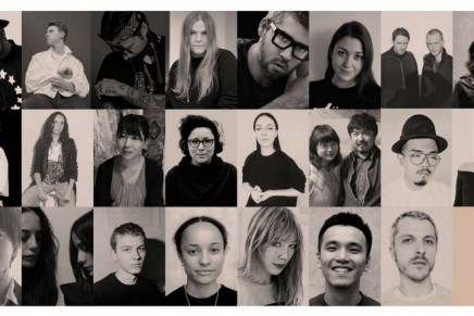 Discover the names of the 23 talented young fashion designers shortlisted for the 2016 LVMH Fashion Prize