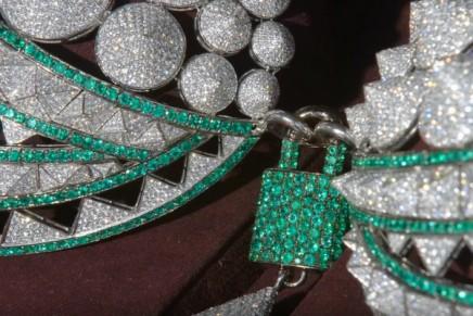 $3 Million 2016 Bright Night Fantasy Bra presented by Victoria's Secret Angel Jasmine Tookes