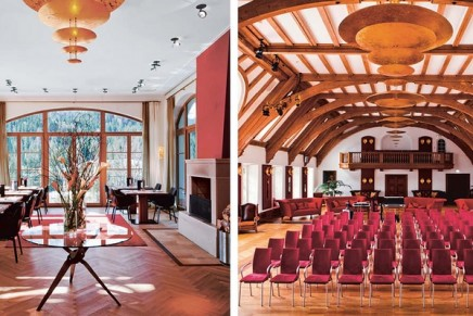 Mountain maestros: the Alpine retreat that stages world-class concerts
