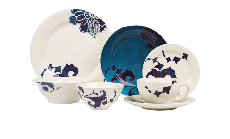 3.1 Phillip Lim Indigo Tableware Range
