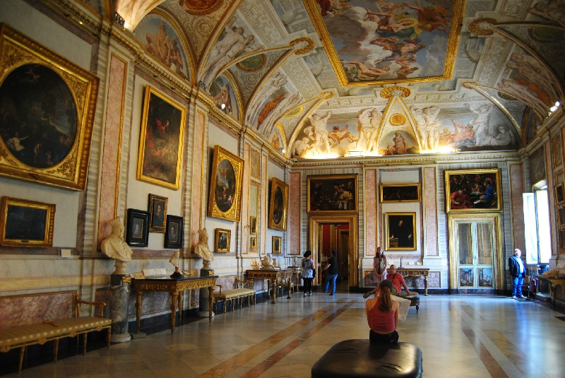 3.Borghese Gallery