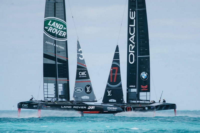 35th America's Cup to play host to one of the greatest gatherings of superyachts in history-