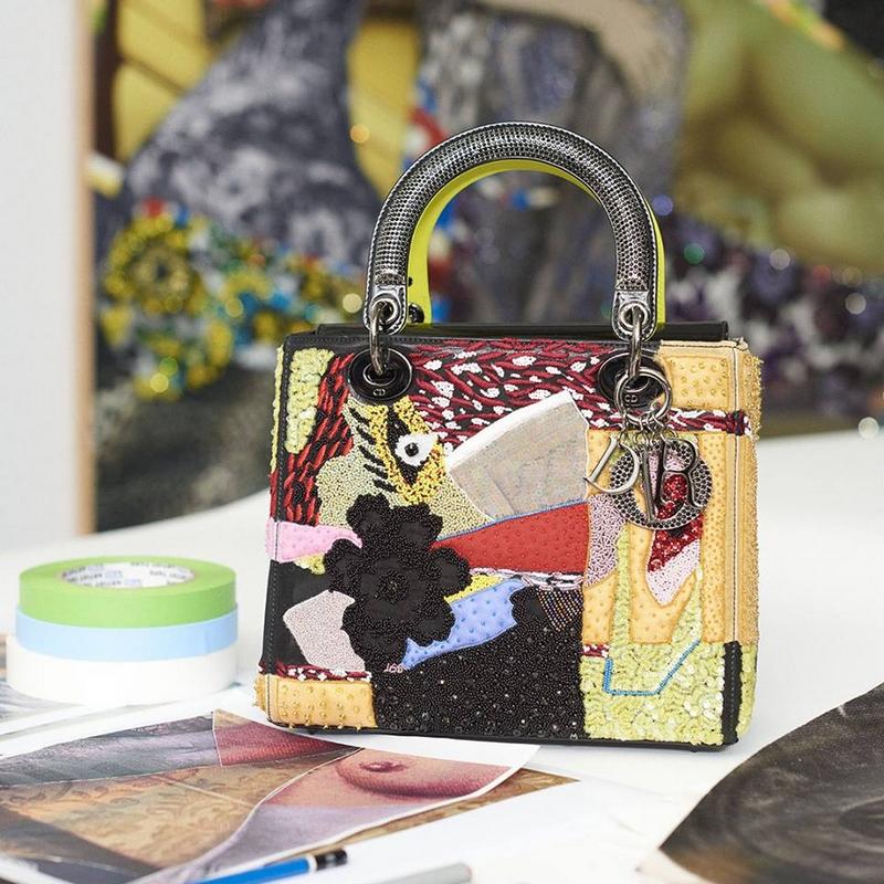 3rd Dior Lady Art bags 10