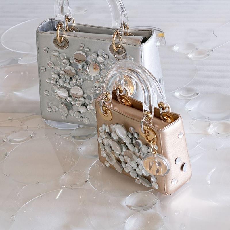 3rd Dior Lady Art bags 11